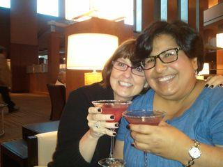 Brenda and I